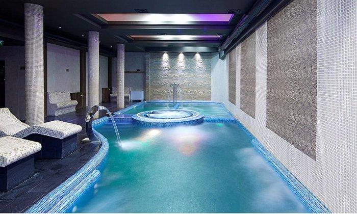 Πάσχα από 283€ για 3 διανυκτερεύσεις με ALL INCLUSIVE για 2 ενήλικες (και 1 παιδί έως 6 ετών) Ισχύει για Πάσχα στο 4* Grand Hotel Bansko εικόνα