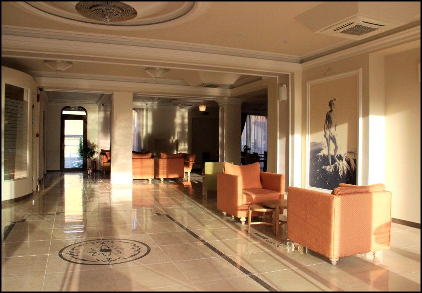 Olympus terra boutique hotel for Boutique hotel companies