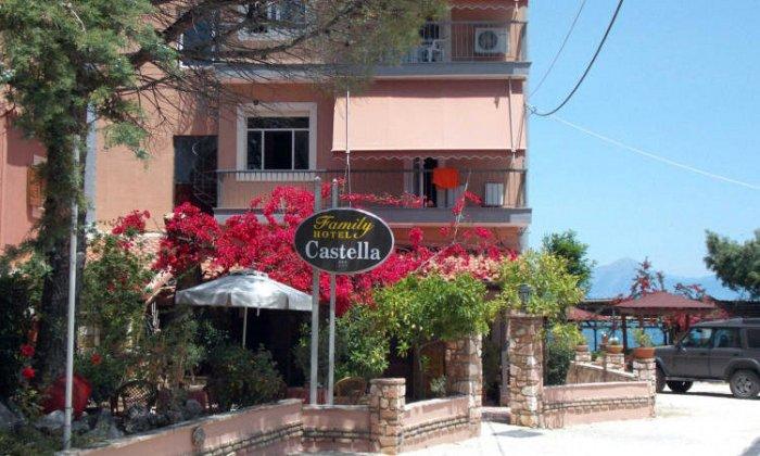3* Castella Beach | Αλισσος, Πατρα