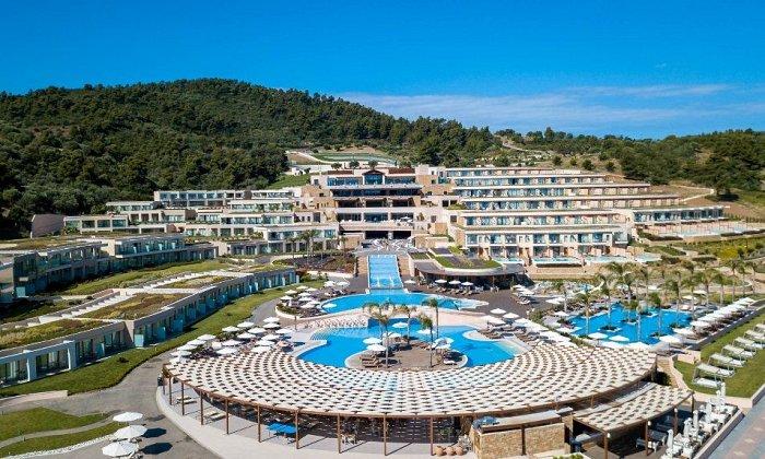 απο 134€ ανα διανυκτερευση με Πρωινο για 2 ενηλικες (και 1 παιδι εως 12 ετων) Έως 31/10 στο 5* Miraggio Thermal Spa Resort