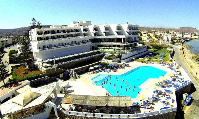 Προσφορά Αγίου Πνεύματος από 159€ για 2 διανυκτερεύσεις με Ημιδιατροφή για 2 ενήλικες (και 1 παιδί έως 12 ετών) στο 4* Themis Beach Hotel