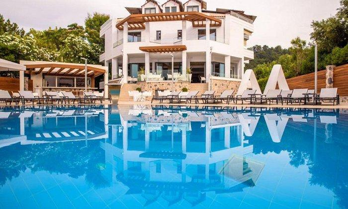 3* Poseidon Hotel | Καμίνια Πάτρας