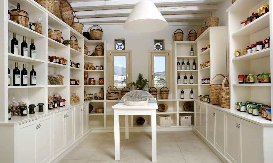 Anthea boutique hotel tinos for Boutique hotel companies