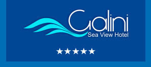 5* Galini Sea View Resort logo