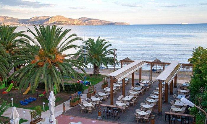 Προσφορά από 344€ για 3 διανυκτερεύσεις με Πλήρη Διατροφή για 2 ενήλικες (και 1 παιδί έως 12 ετών) στο Ignatia Hotel εικόνα