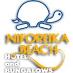 Niforeika Beach Hotel and Bungalows logo