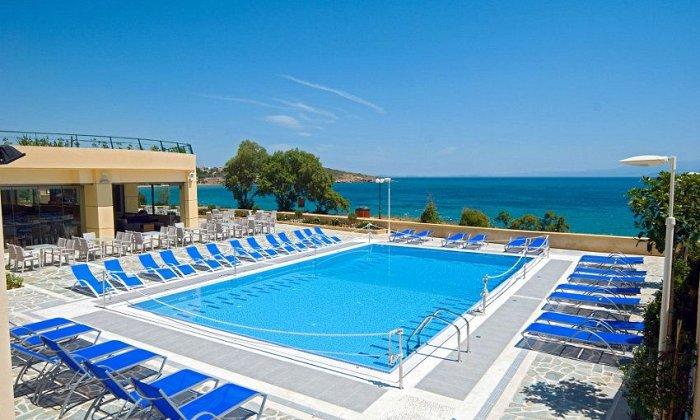 Προσφορά από 672€ για 5 διανυκτερεύσεις με πρωινό για 2 ενήλικες (και 1 παιδί έως 5 ετών) στο 4* Aegean Dream Hotel εικόνα
