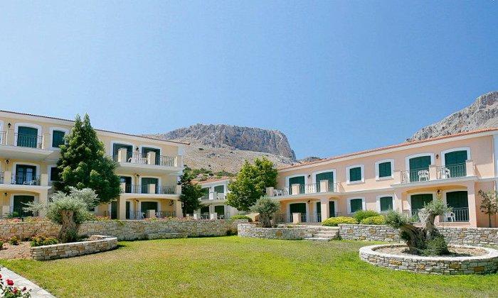 Προσφορά από 458€για 5 διανυκτερεύσεις με πρωινό για 2 ενήλικες (και 2 παιδιά έως 5 ετών) στο Kyveli Hotel Apartments εικόνα
