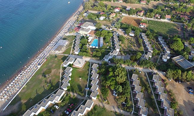 3* Ionian Beach Hotel | Λακόπετρα Αχαΐας