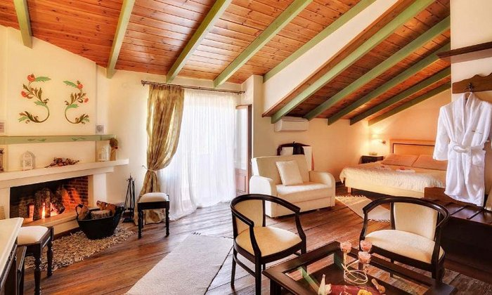 4* Konitsa Mountain Hotel | Κόνιτσα