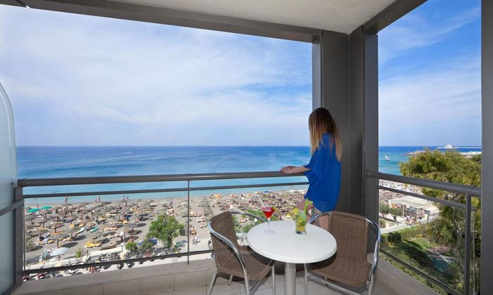 4* Mediterranean Hotel | Ρόδος