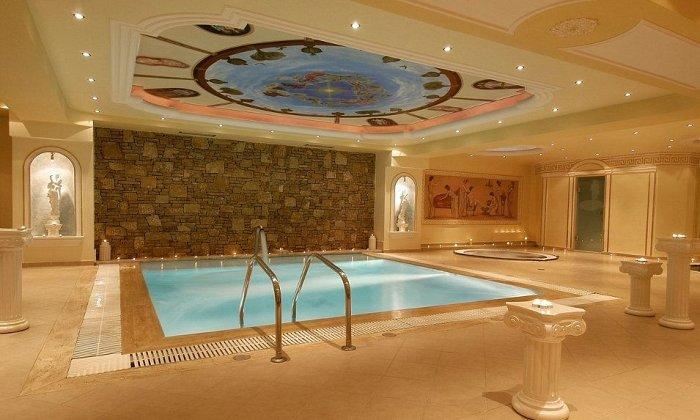 Πάσχα από 311€ για 3 διανυκτερεύσεις με Ημιδιατροφή για 2 ενήλικες (και 1 παιδί έως 2 ετών) Ισχύει για Πάσχα στο 4* Secret Paradise Hotel & Spa