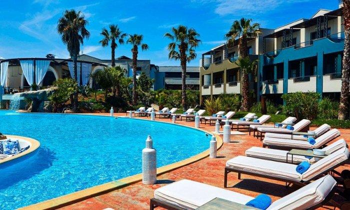 Αγιου Πνευματος απο 385€ για 3 διανυκτερευσεις με Ημιδιατροφη για 2 ενηλικες (και 1 παιδι εως 12 ετων) Απο 25/05 εως 28/05 και για Αγιου Πνευματος στο 5* Ilio Mare Resort Hotel