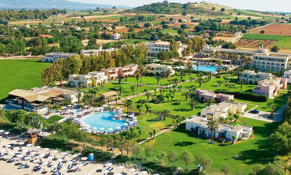 Casa Marron Grecotel All Inclusive Resort, Λακόπετρα Αχαΐας