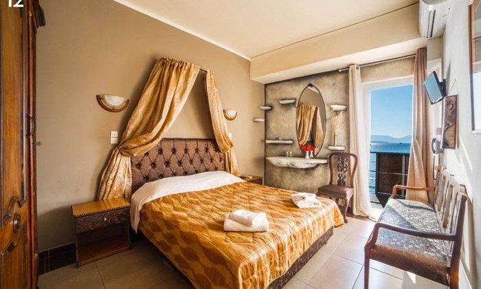 απο 63€ ανα διανυκτερευση με Ημιδιατροφη για 2 ενηλικες (και 1 παιδι εως 3 ετων) Έως 31/05 εκτος Αγιου Πνευματος στο Votsalakia Hotel