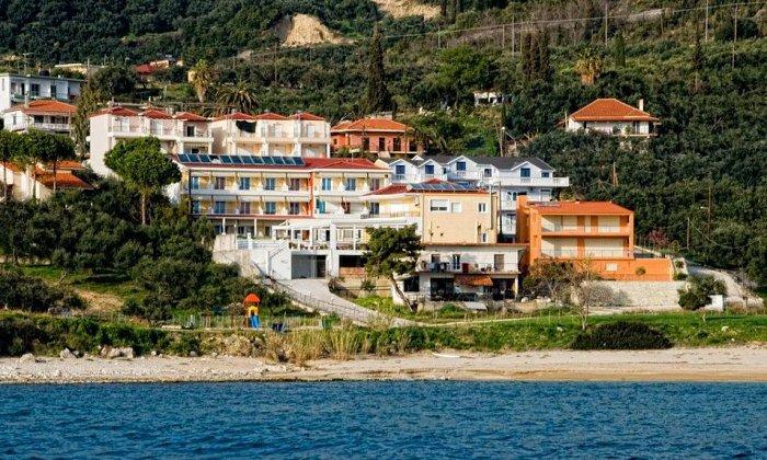 3* Hotel Dimitra | Λυγιά Πρέβεζας