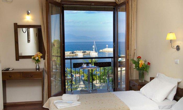 Akroyali Hotel | Άγιος Ανδρεας, Μεσσηνια