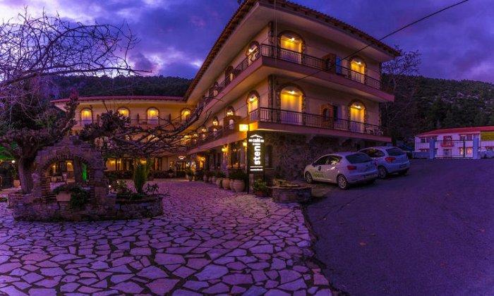Προσφορά Hotel Steni (Στενή, Εύβοια) Χριστούγεννα και Πρωτοχρονιά
