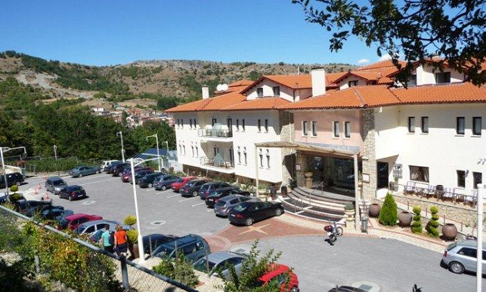 4* Afkos Grammos Boutique Hotel Resort | Νεστόριο, Καστοριά