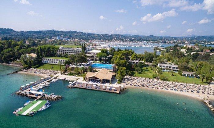 Προσφορα 5* Kontokali Bay Resort & Spa (Κερκυρα) Πασχα