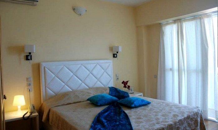 Προσφορά Αγίου Πνεύματος από 110€ για 2 διανυκτερεύσεις με πρωινό για 2 ενήλικες (και 1 παιδί έως 10 ετών) στο Hotel Rodini Beach