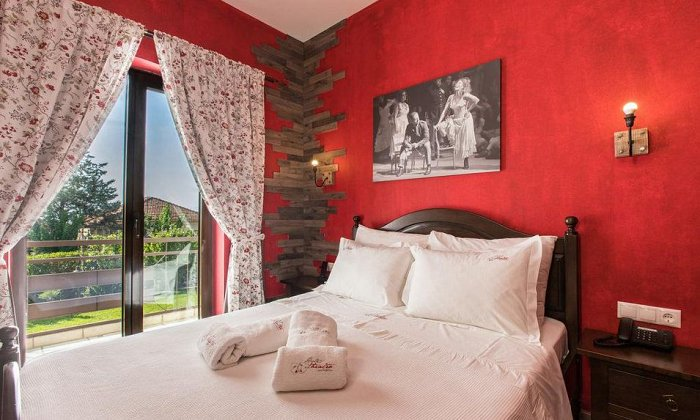 4* Theatro Hotel Odysseon | Καλαμπάκα, Μετέωρα