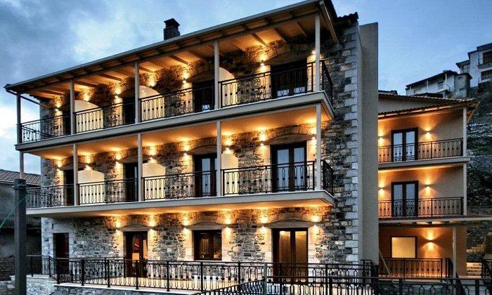 Maniatis Hotels & Resorts | Λαγκάδια, Ορεινή Αρκαδία