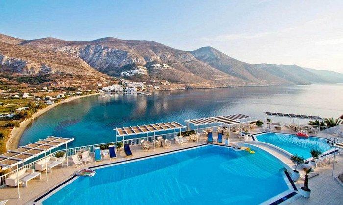 5* Aegialis Hotel & Spa | Αιγιάλη, Αμοργός