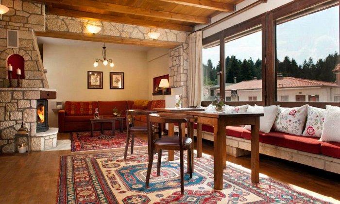 3* Fretzato Hotel Trikala | Ελάτη Τρικάλων εικόνα