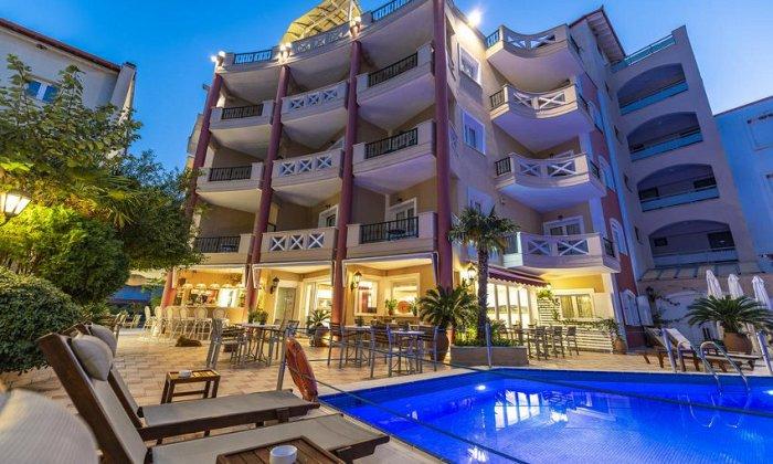 4* Evdion Hotel Pieria | Νέοι Πόροι, Πιερία εικόνα