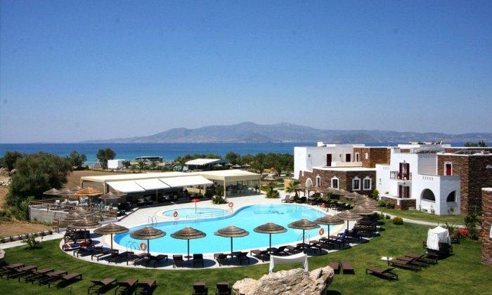 3* Aegean Land Hotel | Νάξος