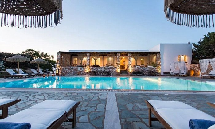4* Parosland Hotel | Αλυκή, Πάρος εικόνα