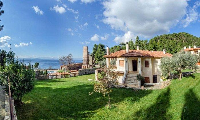 4* Kaminos Resort Evia | Λίμνη, Εύβοια εικόνα