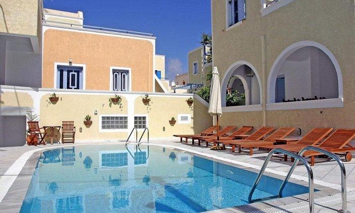 3* Sellada Apartments | Καμάρι, Σαντορίνη