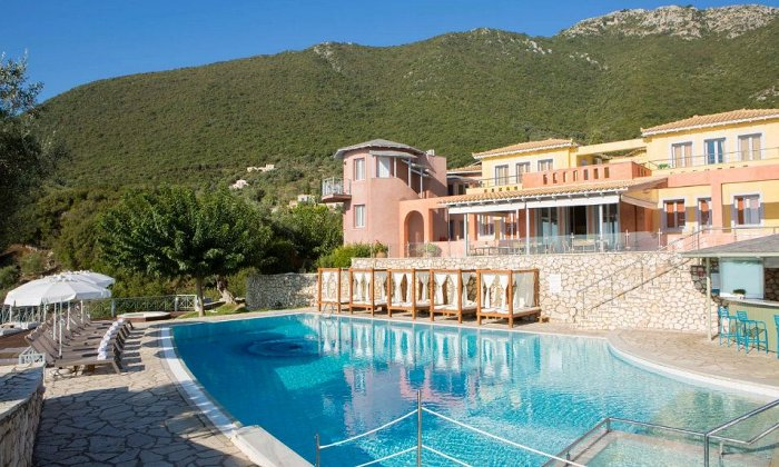 3* Red Tower Hotel Lefkada | Νικιάνα, Λευκάδα εικόνα