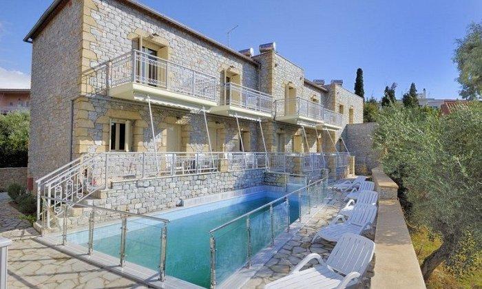 Manoleas Villas | Στούπα, Μεσσηνία
