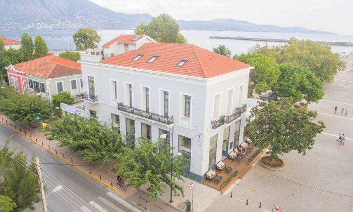 Panellinion Luxury Rooms Kalamata | Καλαμάτα εικόνα