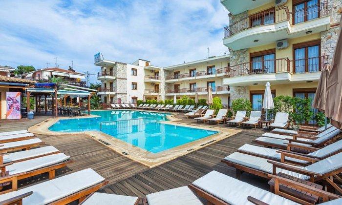 Nereides Hotel Chalkidiki | Χανιώτη, Χαλκιδική