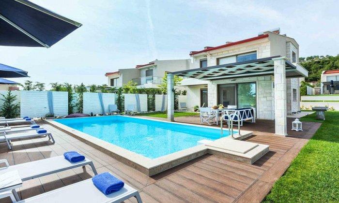 5* W Villas | Πευκοχώρι, Χαλκιδική