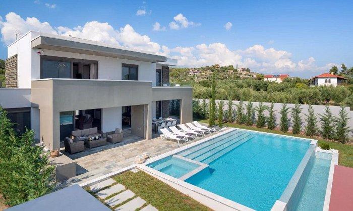 Kassandra Luxury Villas Chalkidiki | Χανιώτη, Χαλκιδική εικόνα