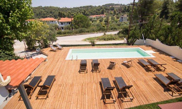 Casa Luxury Suites | Παλιούρι, Χαλκιδική