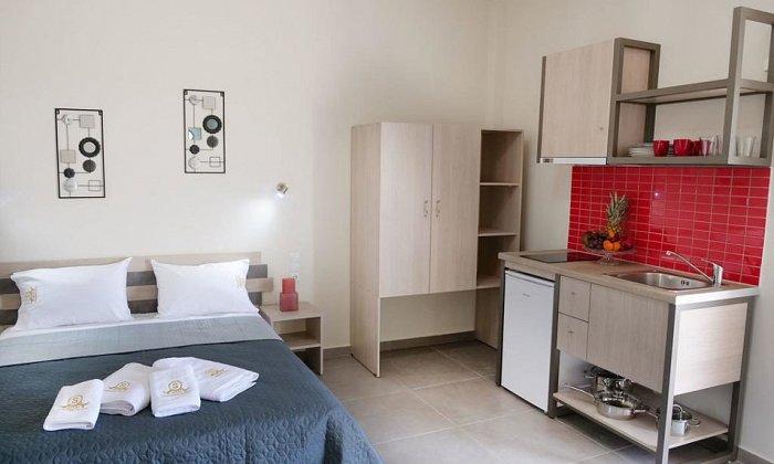 Sunshine Apartments | Νέος Μαρμαράς, Χαλκιδική