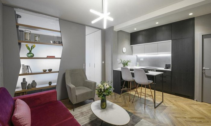Olvios Luxury Suites | Θεσσαλονίκη