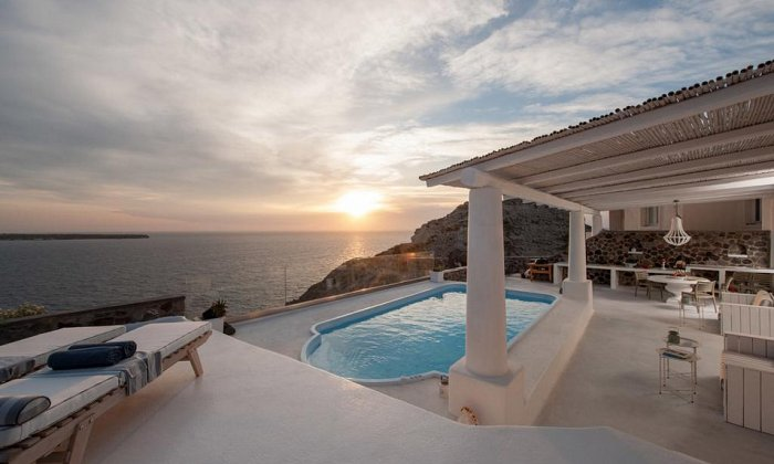 Ode Villa Santorini | Οία, Σαντορίνη