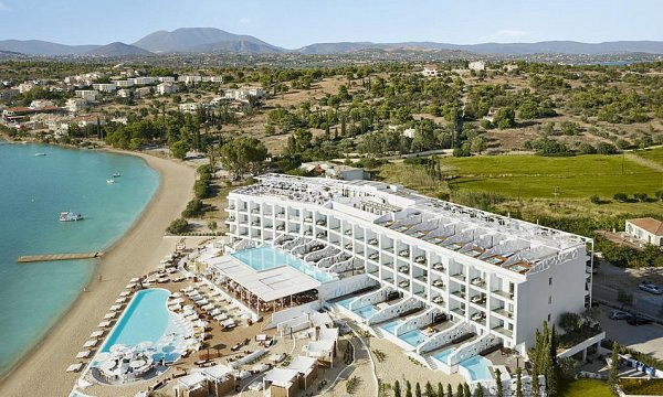 Nikki Beach Resort & Spa, Πόρτο Χέλι