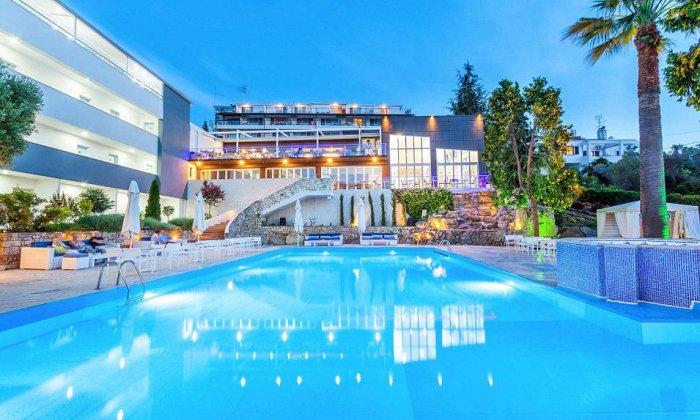 4* Kriopigi Hotel | Κρυοπηγή, Χαλκιδική
