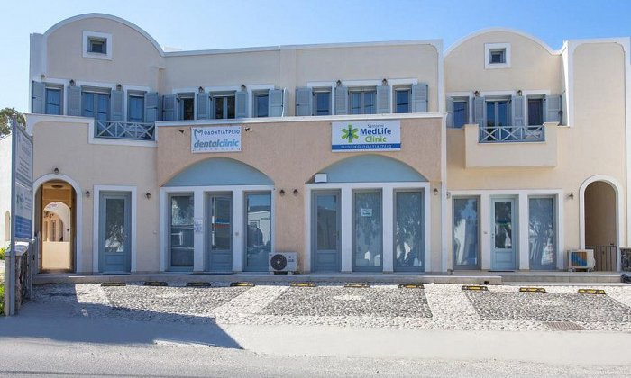 Santorini Med Homes | Μεσαριά, Σαντορίνη