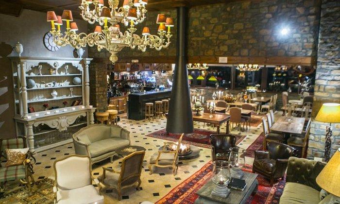 3* Chalet Sapin Hotel | Παλαιός Άγιος Αθανάσιος