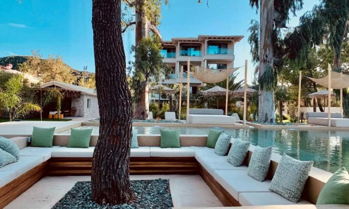 MAKO Sea & Suites | Πευκοχώρι, Χαλκιδική