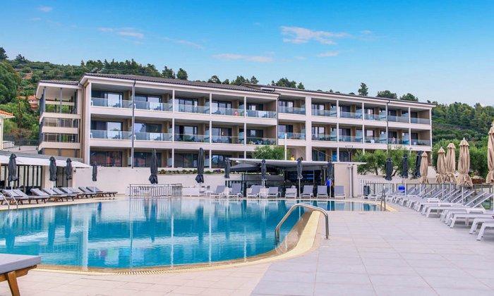 4* Lagomandra Beach Hotel & Suites | Νέος Μαρμαράς, Χαλκιδική